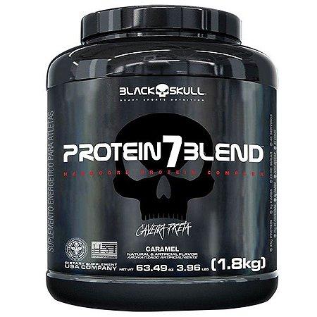 Protein 7 Blend 1800g - Black Skull