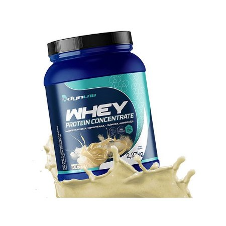 Whey Dyn 2270g -  Dynamic Lab