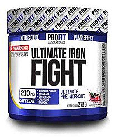 Ultimate Iron Fight 270g - Profit Laboratorios