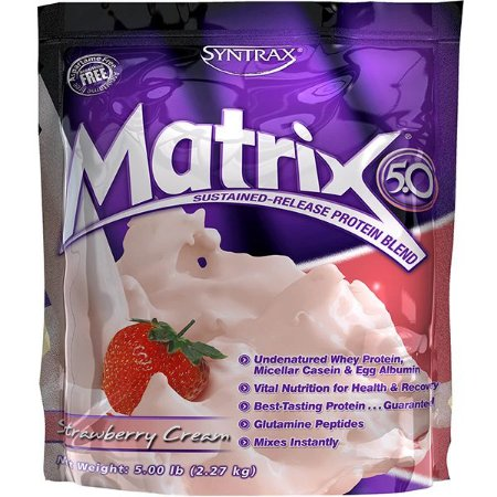 Matrix 5.0 Protein Blend 2270g - Syntrax