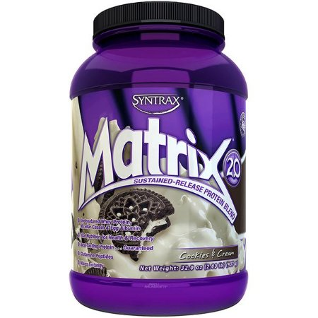 Matrix 2.0 Protein Blend 907g - Syntrax