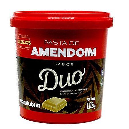 Pasta de Amendoim Duo 1,02kg - Mandubim