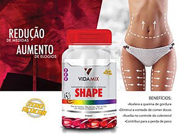 Shape 60cps - VidaMix