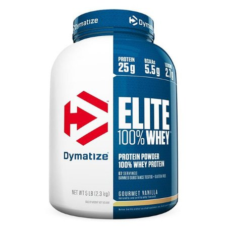 Elite 100% Whey 2300g - Dymatize Nutrition