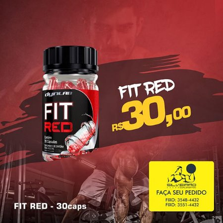 Fit Red 30cps - Dynamic Lab