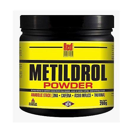 Metildrol Powder (200g) - Red Series