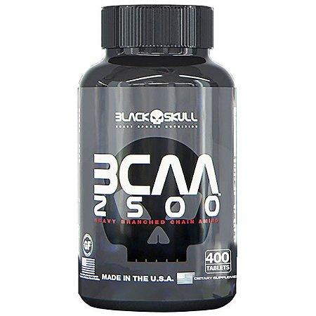 Bcaa 2500 400cps - Black Skull