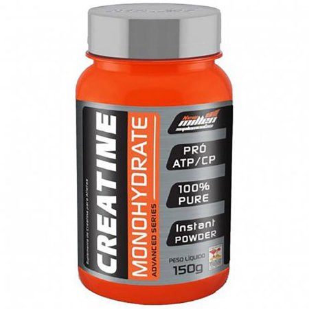 Creatine Instant Powder Monohydrate 150g - New Millen