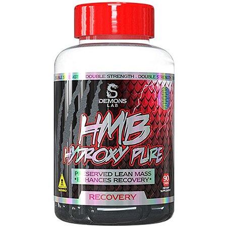 HMB Hydroxy Pure 90cps - Demons Lab