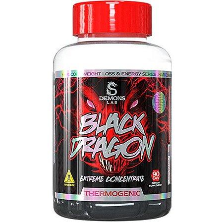 Black Dragon 90cps - Demons Lab