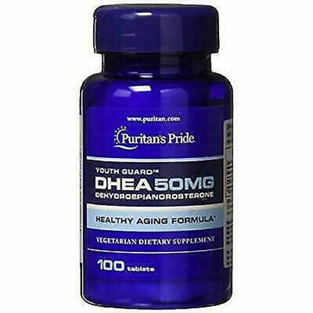 Dhea 50mg 100cps - Puritans Pride