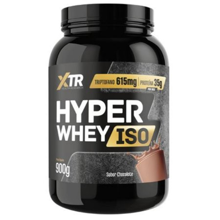 Hyper Whey Iso 900g - Xtr Labs