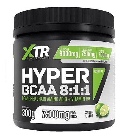 Hyper Bcaa 8:1:1 300g - Xtr Labs