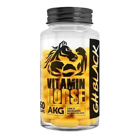 Gh Black 60cps - Vitamin Horse
