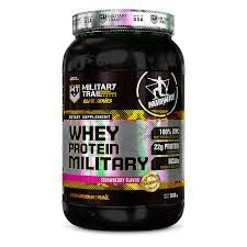 Whey Protein Military 900g - Military Trail