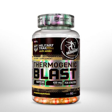 Thermogenic Blast 90cps - Military Trail