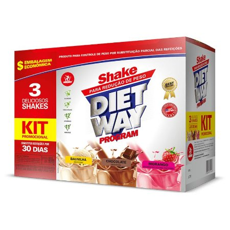 Diet Way Program 900g - Midway