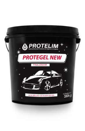 Protegel New Silicone Gel Uso Externo 3,6kg Protelim