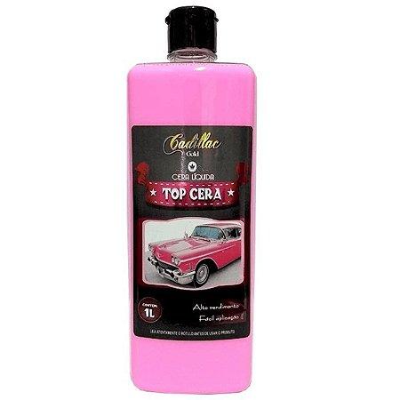 Cera Liquida Top Cera 1L Cadillac