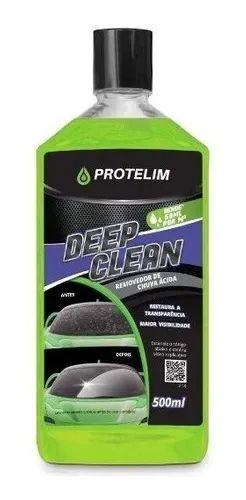 Removedor de Chuva Ácida Deep Clean 500ML Protelim