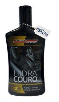 Hidra couro Hidratante de couro  500ml Shine Wax