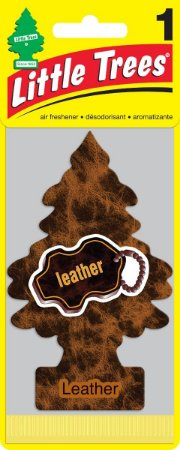 Aromatizante Leather (Couro) Little Trees