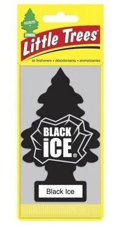 Aromatizante Black Ice Little Trees