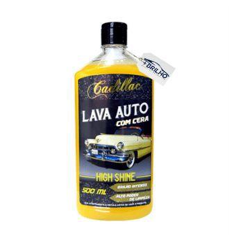 Lava Autos C/ Cera High Shine 500ml Cadillac