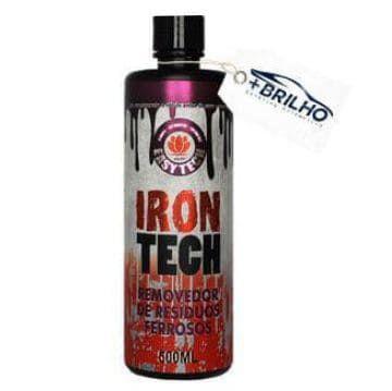 Descontaminante Ferroso Irontech 500ml Easytec