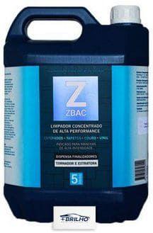 Zbac bactericida alvejante e finalizador 5l Easytech