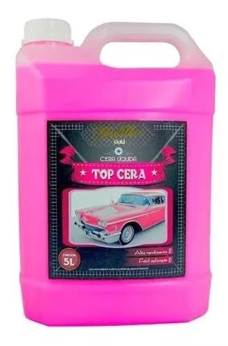 Cera Liquida Top Cera 5L Cadillac