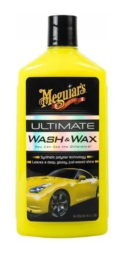 Shampoo Ultimate Wash & Wax 473ML Meguiars