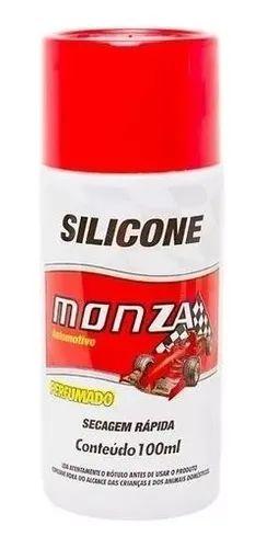 Silicone Monza 100ml Pérola
