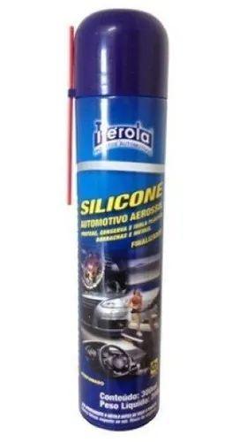 Silicone Aerosol 300ml Pérola