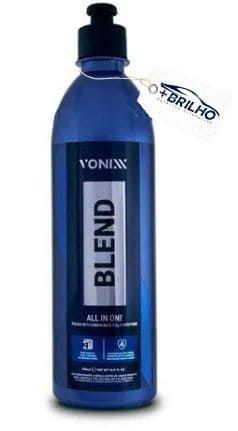 Blend All In One Polidor com cera e SIO2 500ml Vonixx