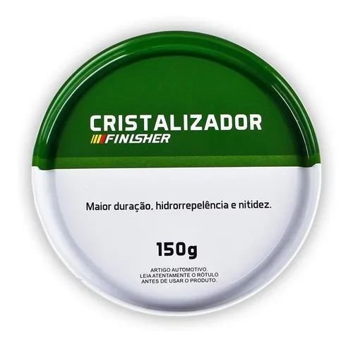 Cera Cristalizadora 150gr Finisher