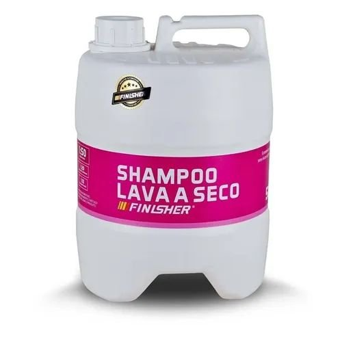 Shampoo Lava a Seco 5L Finisher