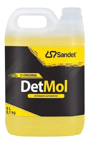 Shampoo Limpeza Pesada Det Mol 5L Sandet