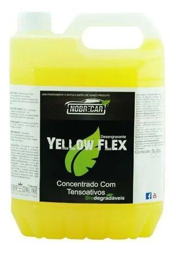 Desengraxante Yellow Flex 5L Nobre Car