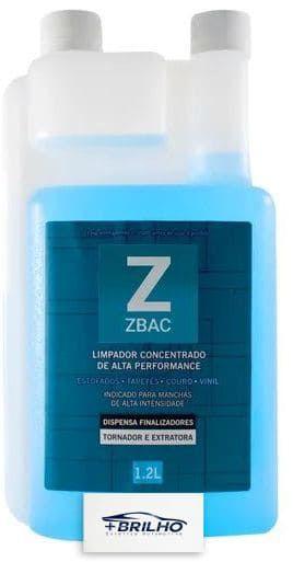 Zbac bactericida alvejante e finalizador 1,200l Easytech