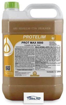 Prot Max 5000 Ultra Limpador de Lavagem 5L Protelim