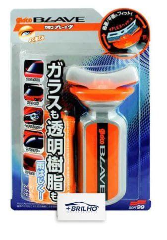 Glaco Blave Cristalizador de Viseiras e Faróis 70ml Soft99