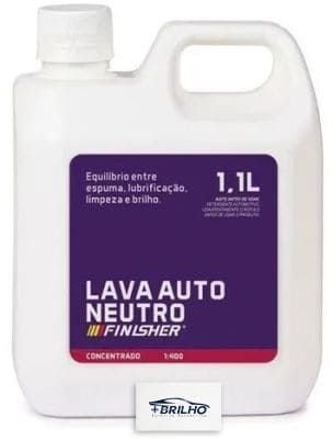 Lava Auto Neutro 1,1L Finisher