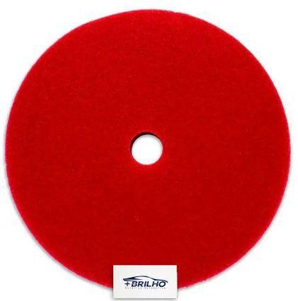 Boina de Espuma Vermelha Lustro 6,5 AutoAmerica