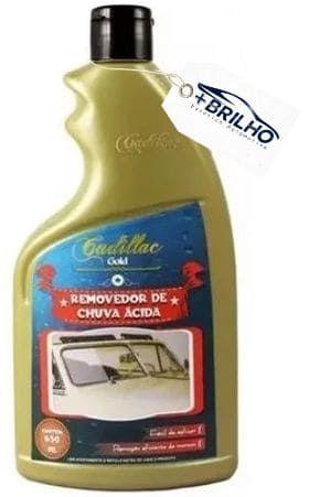 Removedor de Chuva Acida 650ml Cadillac