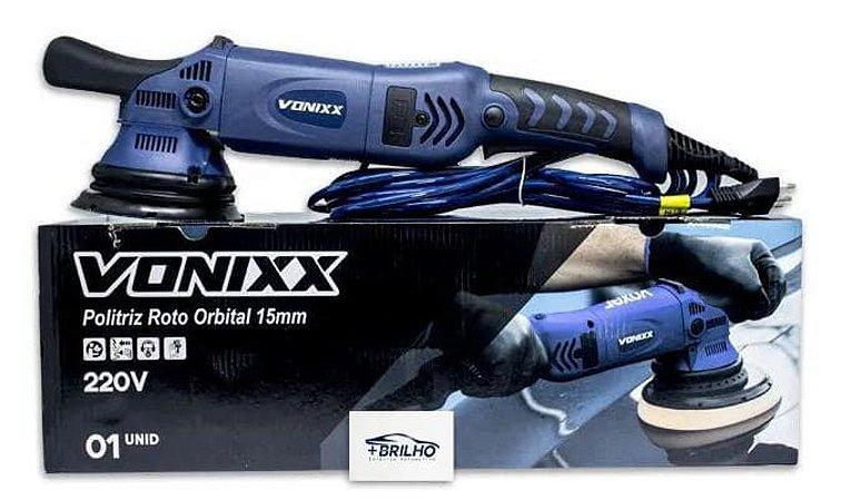 Politriz Roto Orbital Voxer 15mm 900w 220v Vonixx