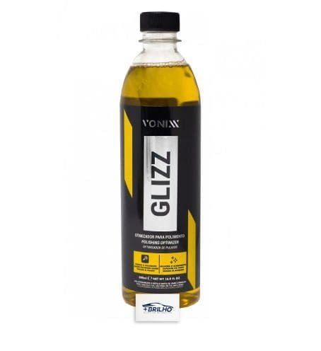 Glizz Otimizador Lubrificante Para Polimento 500ml Vonixx