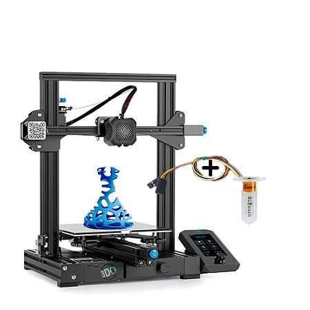 Kit Impressora Ender 3 V2 + Nivelamento Automático Creality