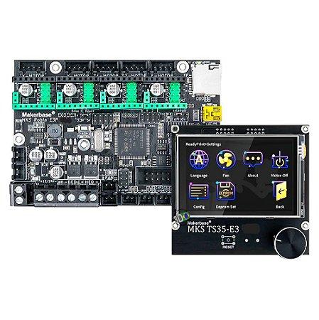 Controladora MKS Robin E3P V2.0