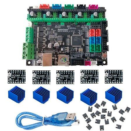 Controladora 32 bits Makerbase MKS SGen_L V1.0
